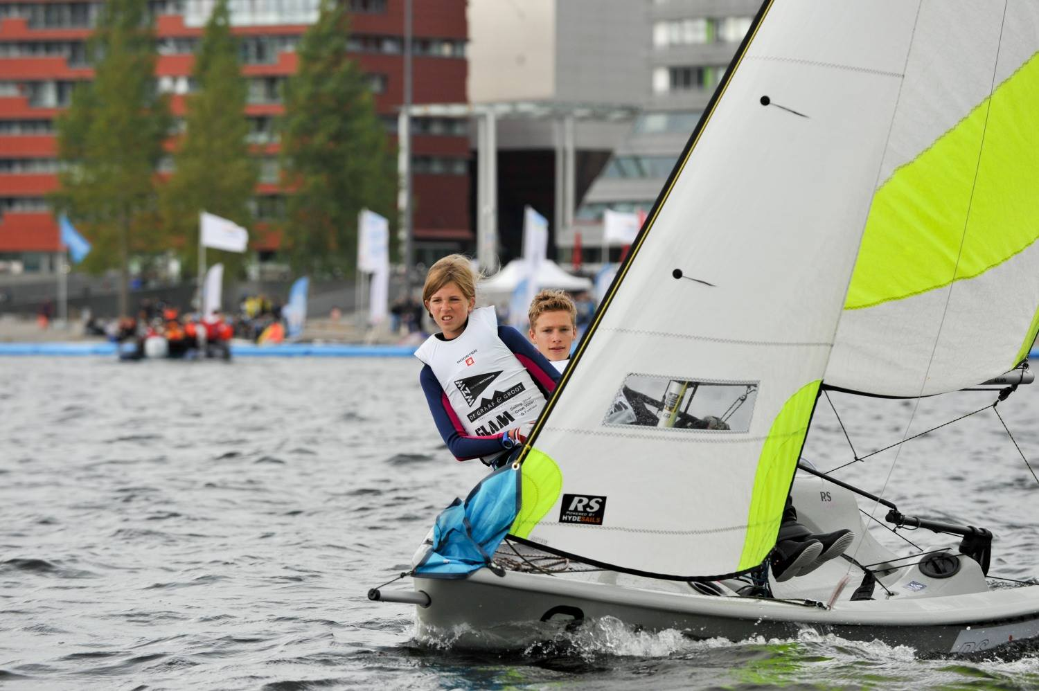 Youth Sailing League